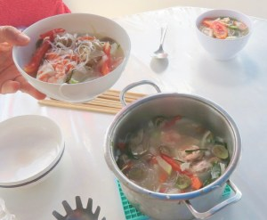 Tom Yam Goong special