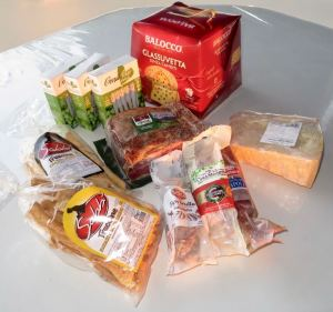 Italian care package