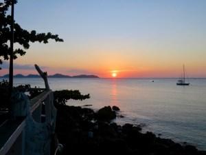 Sunset Haad Farang