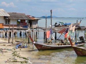 Fishermen in Ko Muk