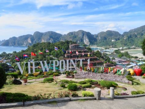 Ko Phi Phi Viewpoint 1