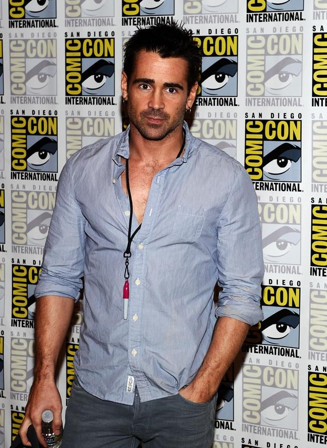 """""""Fright Night"""" Press Conference - 2011 Comic-Con"""