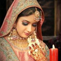 Traditional Pakistani Bridal Makeup Trend