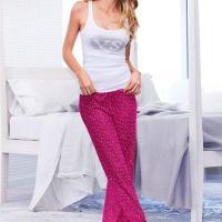 Soft Simple Cozy Sleeping Pajama Dress - Night Suit