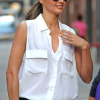 Miranda Kerr With Killer Sunglasses  - Beating The Heat