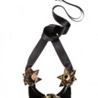 Marni Ribbon Pendant And Necklaces