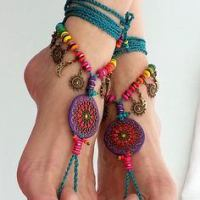 Beach Handmade Ankle Foot Accessories