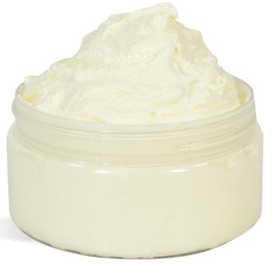 Shea Glam Exfoliating Sugar Scrub with Shea Butter and Honey