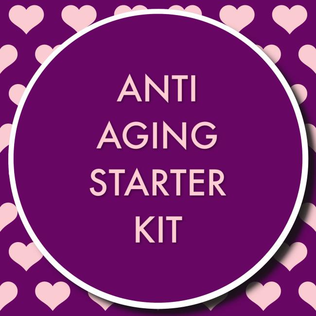 Anti Aging Starter Kit