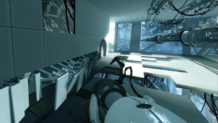 1-Portal-2-Gameplay