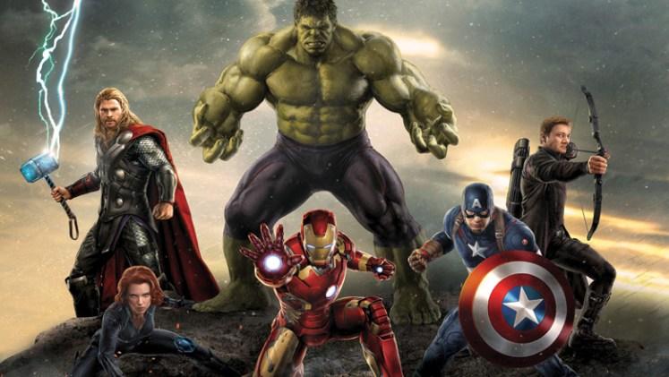 1-Avengers-Team