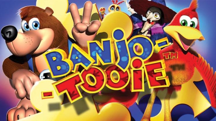 1-Banjo-Kazooie