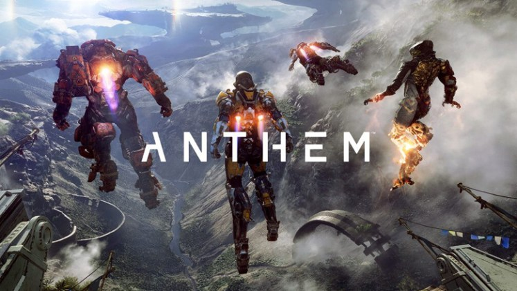 The four classes in Anthem