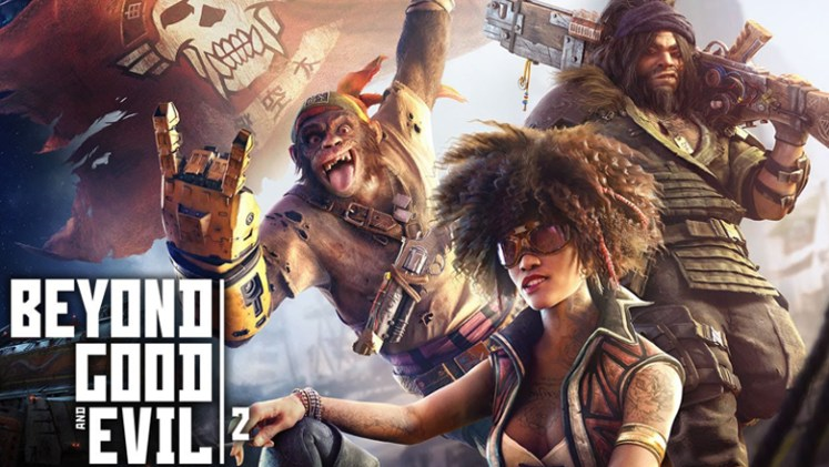 Beyond Good and Evil 2 character art