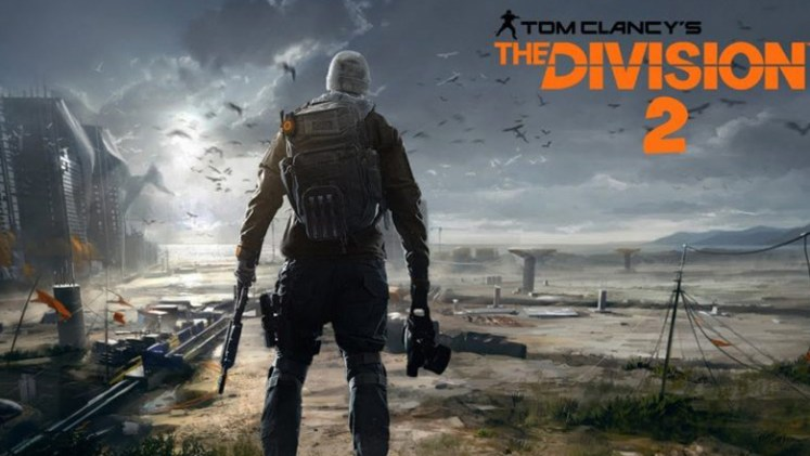 The Division 2 splash poster