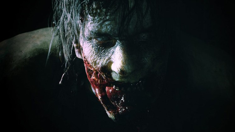 Resident Evil 2 Remake realistic zombie