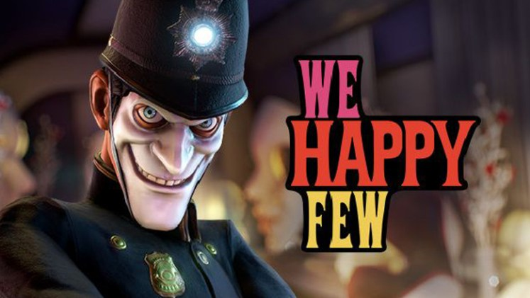 We Happy Few poster
