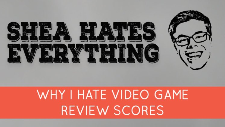 Video Game Review Scores