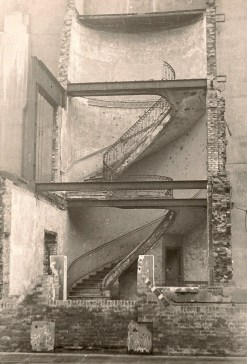 Bombed Staircase_1953 jpg