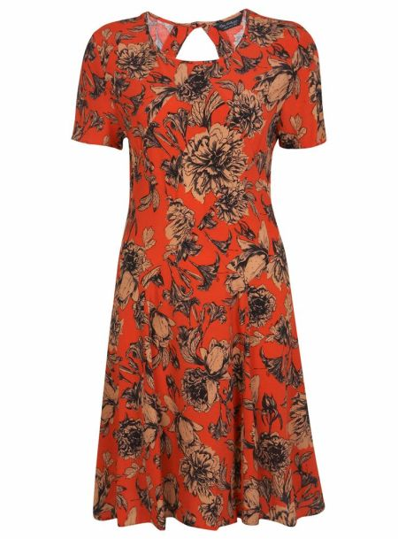 FLORAL PRINTED TEA DRESS £37 from Miss Selfridge