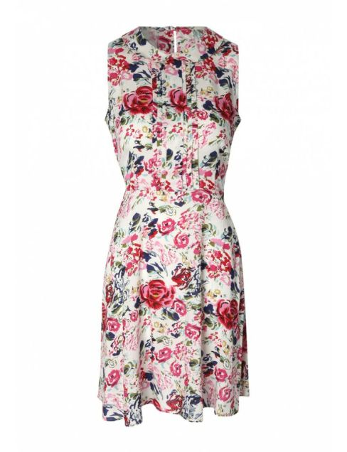 Womens Tea Dress £16 from Peacocks