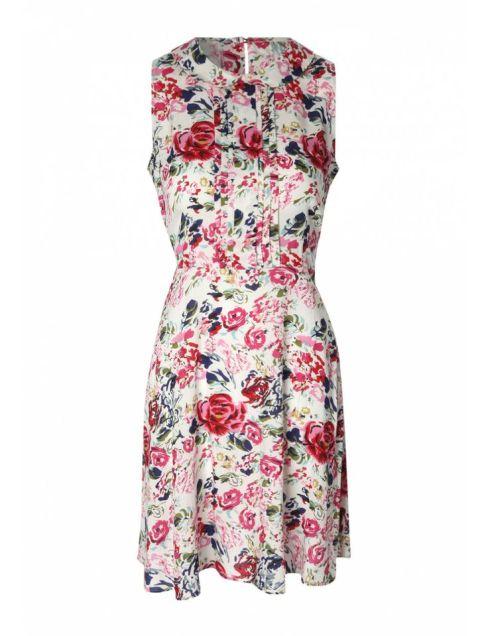 Womens Tea Dress £16 from Peacocks