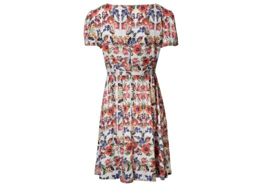Cross Stitch Dress £55 by Poem at Oliver Bonas