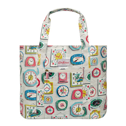 Clocks bag £28 from Cath Kidston