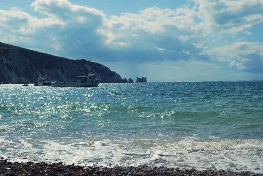 Hem and Away | Isle of Wight| Pins and Needles