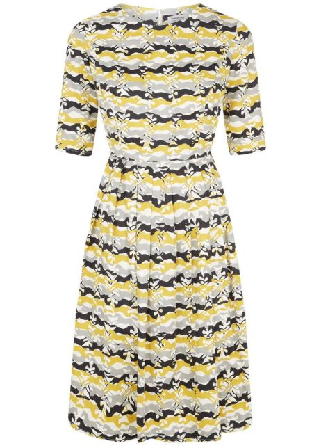 Karen Horse Print Flared Dress £110 from People Tree