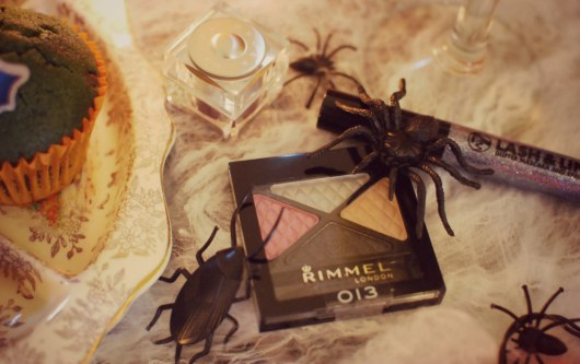 She and Hem | Halloween Make Up | #bbloggers