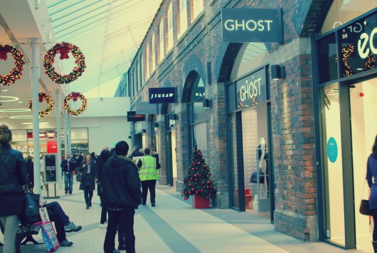 She and Hem: Swindon Designer Outlet