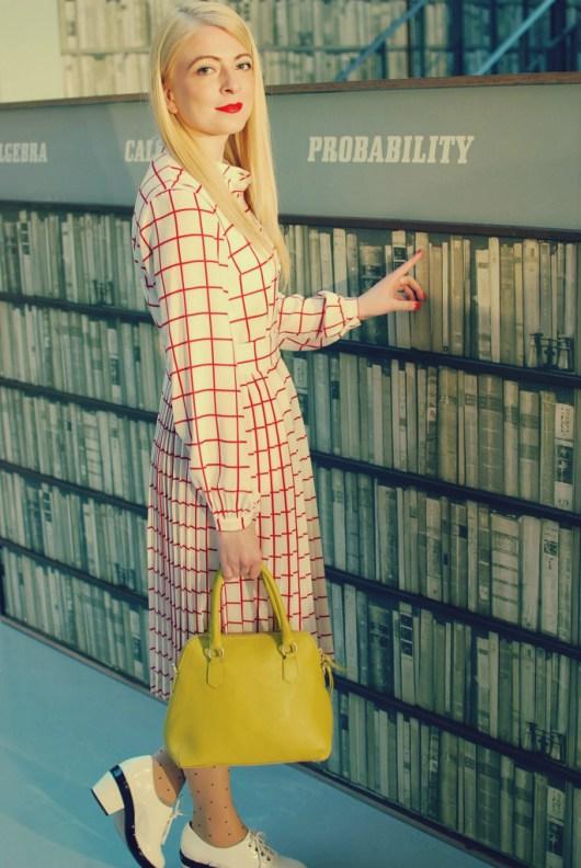 Orla Kiely Autumn/Winter 2015 | London Fashion Week | #allquietinthelibrary | She and Hem