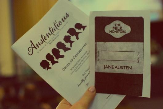 Bath Literature Festival 2015: Austentatious