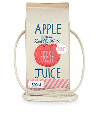 Apple Juice Bag | Accessorize| She and Hem | Accessories to Murder