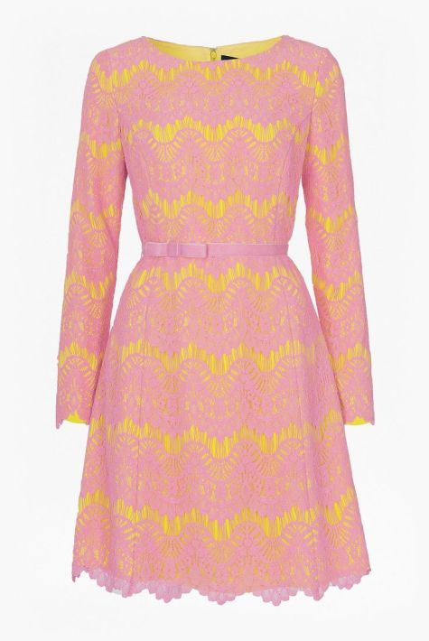 Linea Lace Shift Dress £150 from French Connection