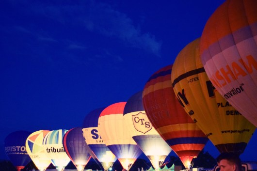 She and Hem | Bristol Balloon Fiesta 2015