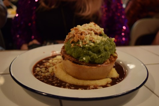 Ice and Pies | Three Kings Pieminister Pie | She and Hem