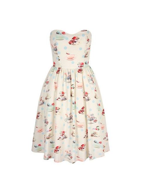 Tea and Macarons Dress £75 from Yumi