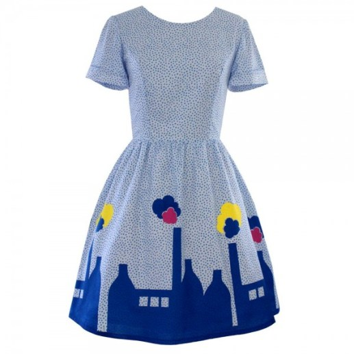 The Potteries Dress £60 from There's Only One Amy Laws