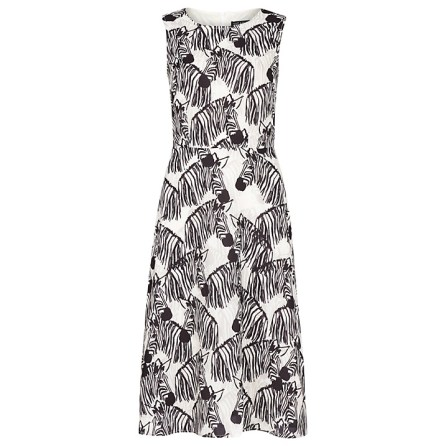 Liza Zebra Dress £54 from Sugarhill Boutique at John Lewis