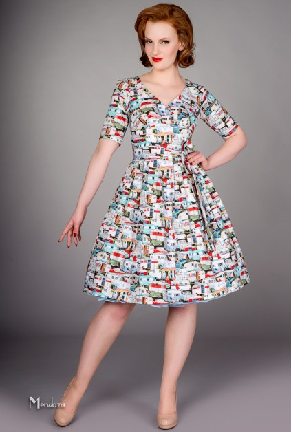 Caravan Dress £99.99 by Vanity Project