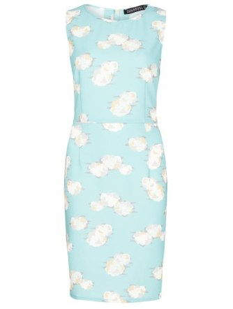 Hazel Fluffy Cloud Print Dress £47.50 from Sugarhill Boutique at Thunder Egg