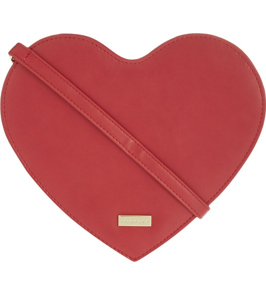 Accessories to Murder | She and Hem | Valentine's Day | Heart Bag