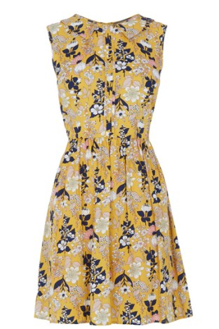 Edie Floral Skater £45 from Oasis