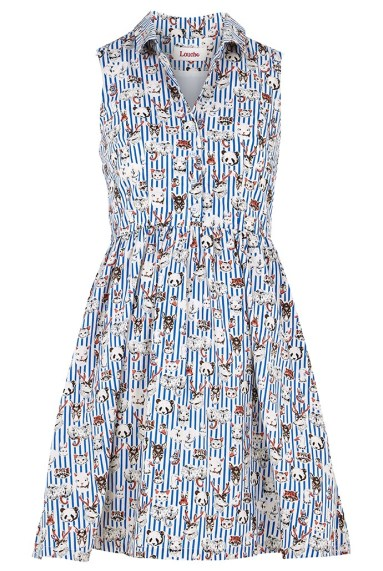 Elisha Zoo Dress £50 from Louche at Joy