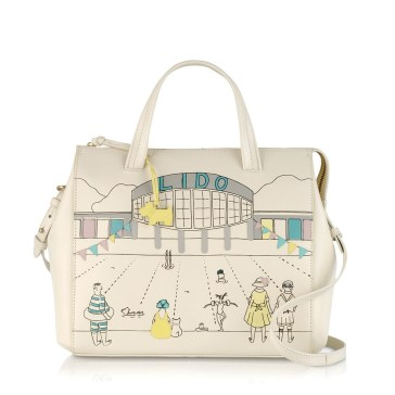 Lido Medium Zip-Top Grab Bag £229 from Radley
