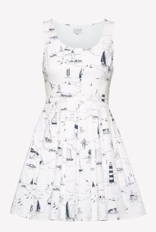 Raddery Sailing Print Dress £59.50 from Jack Wills