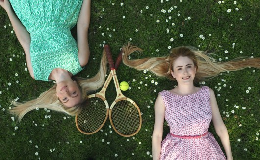 She and Hem | Anyone for Tennis? | Emily and Fin