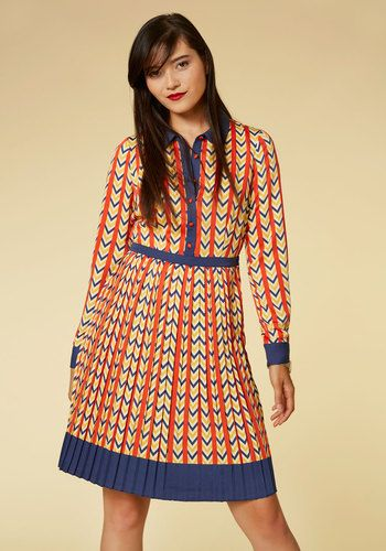 She and Hem | Double Thumbs Dresses #85 | Just My Typist Dress $99.99 from ModCloth